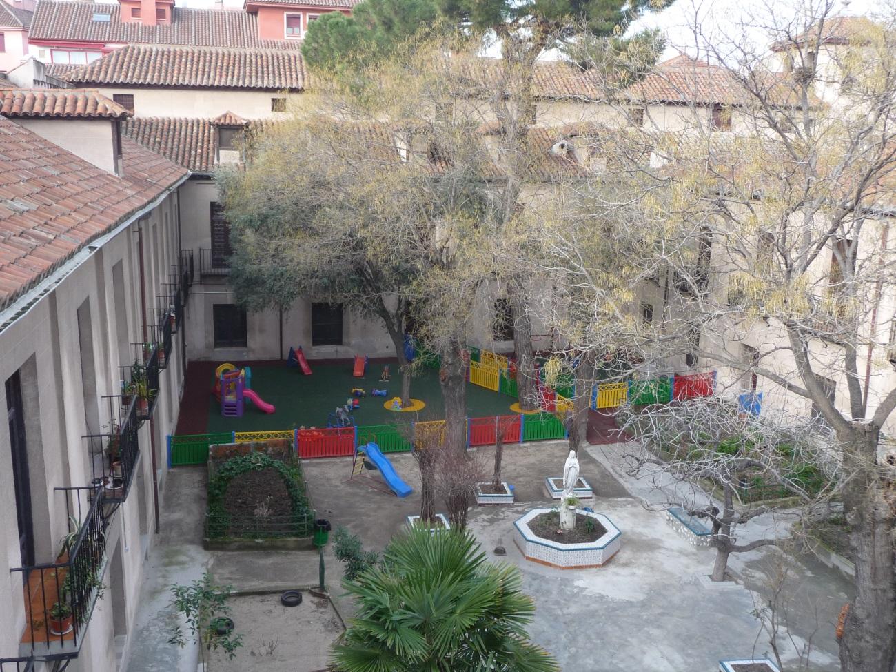 Convento de las comendadoras de Santiago el Mayor